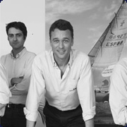 Inigo Toledo head of Barracuda Yacht Design